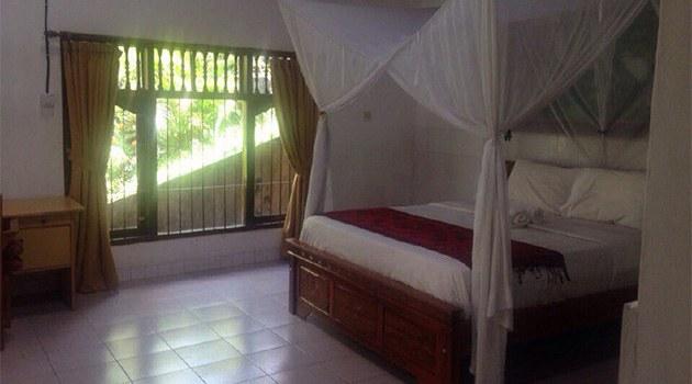 Комната в доме на Бали