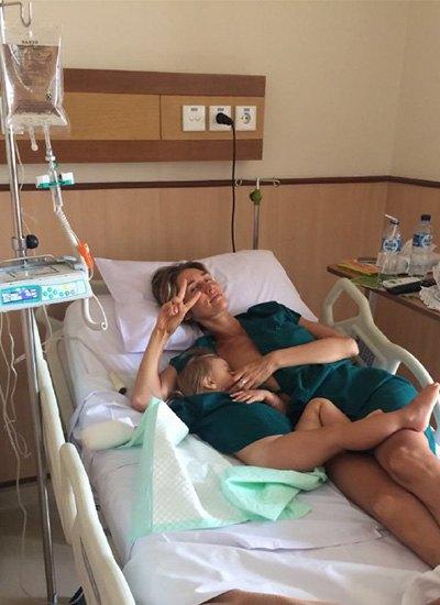 Пережили ротавирус на Бали