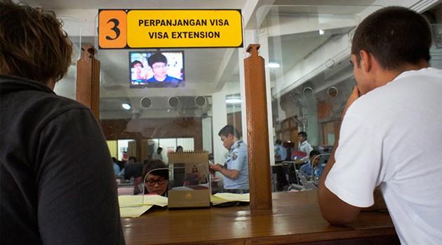 Продление социальной визы на Бали