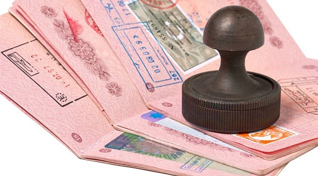 Паспорта и печать