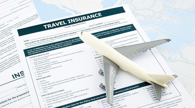 страховка для путешествий