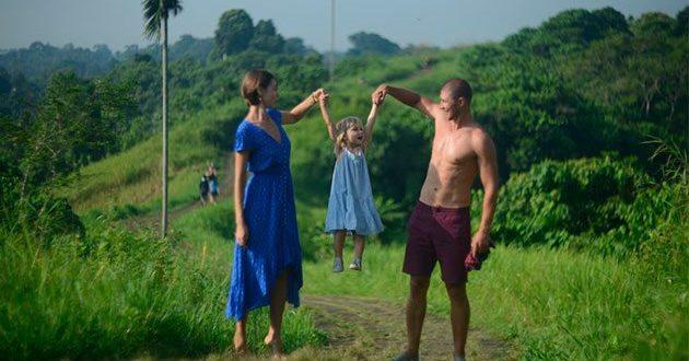 естественные роды на бали