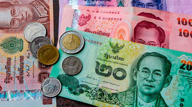сколько денег брать в таиланд: курс бата к рублю