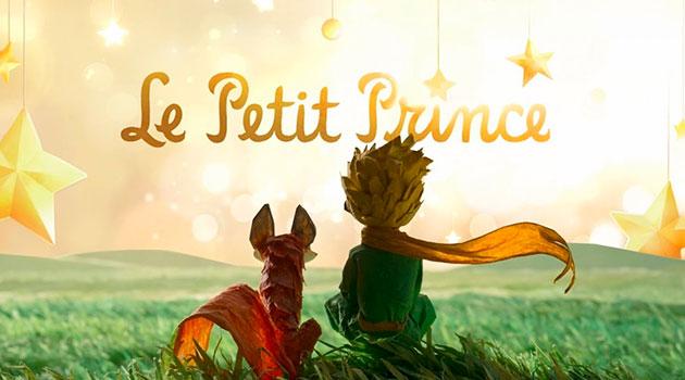 постер к мультфильму для семейного просмотра Маленький принц